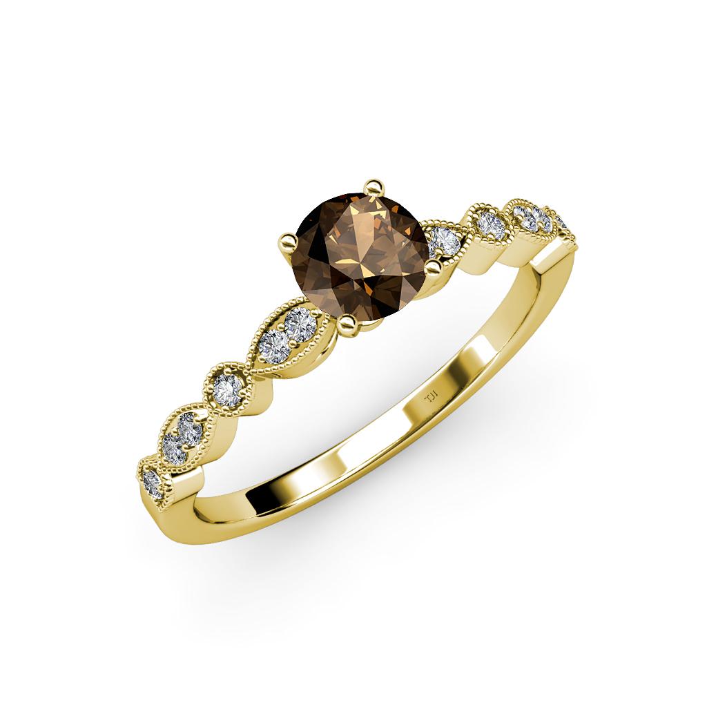 Smoky Quartz & Diamond Solitaire Plus Engagement Ring 0. Machanical Watches. Wedding Date Necklace. School Bracelet. Princess Sapphire. Engagement Ring Pear Diamond. Clip On Stud Earrings. Glod Chains. Aqua Diamond