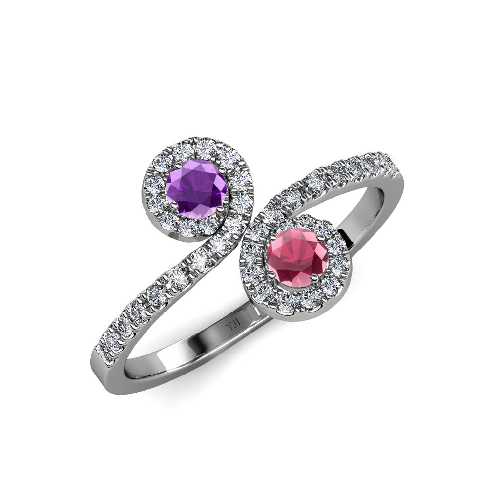Silver Garnet Rings Uk
